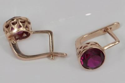 cc002 Russian rose Soviet gold chain