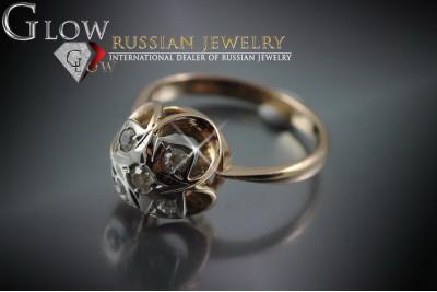 Russian Soviet gold lady watch bracelet cwb005