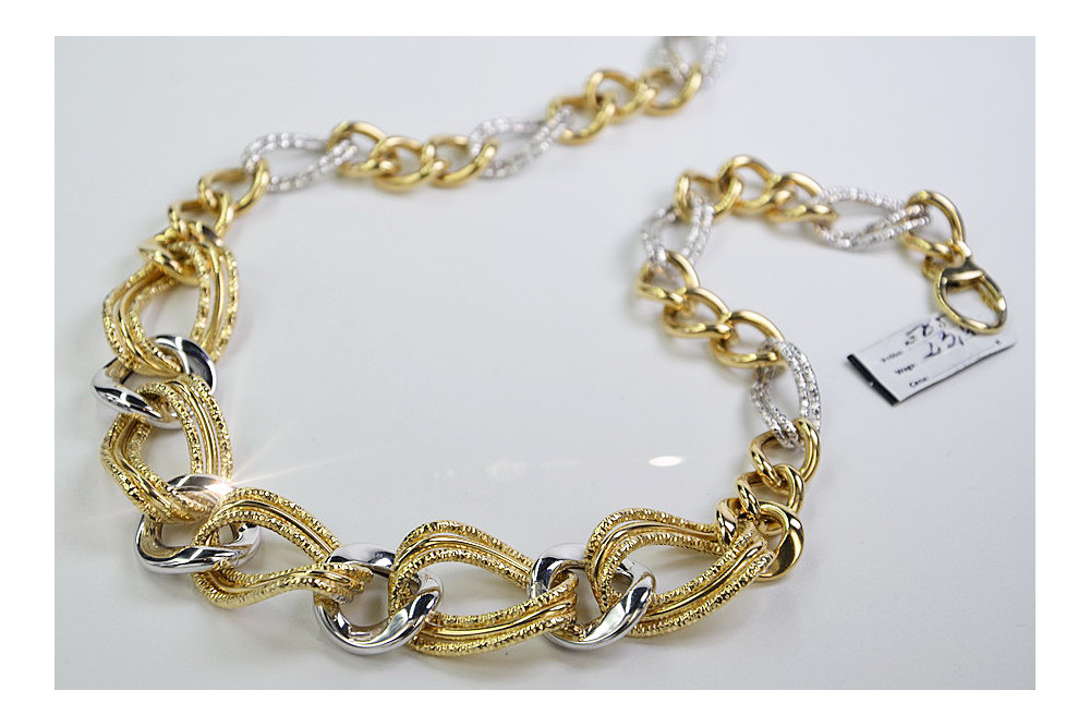 Russian Rose Soviet Gold Chain