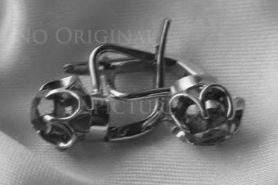 cc040 Russian rose Soviet gold chain