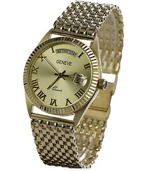 Gold men's watches